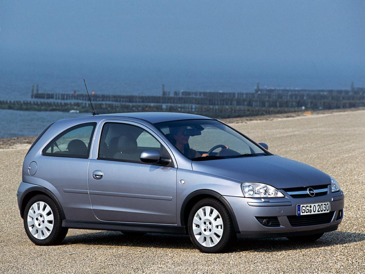 Снимки: Opel Corsa C